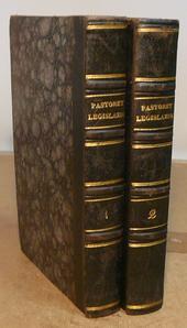 Pastoret. La storia della legislaz. dei popoli antichi.