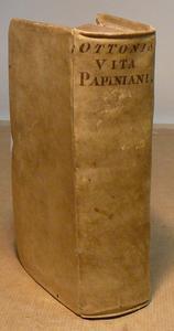 La vita e le opere di Papiniano nella opera di E. Otto.