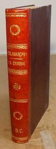 La Cambiale. Commento al Lib. I, Tit. X, Capo 1. 2a ed.
