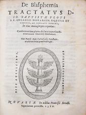 Il De In Litem Iurando e il De Blasphemia di Ploto.