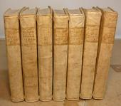 Le Leggi Civili di Domat in una ed. napoletana del '700