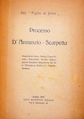 Il primo processo italiano sul Diritto d'Autore 1904-8