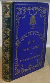 Le Costituzioni dei principali paesi del mondo nell'800