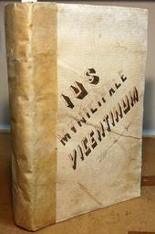 Gli Statuti di Vicenza in una copia assai marginosa.