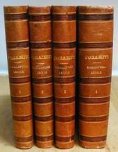 Foramti. La più nota Enciclopedia Legale ottocentesca.