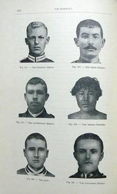 Ottolenghi. Il primo trattato di Polizia Scientifica.