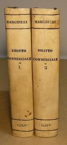 Marghieri. Manuale di Dir. Commerciale. Ed. rinnovata.