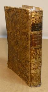 Gravina. Originum Juris Civilis Libri Tres, Napoli 1721