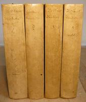 Le Pandette di Giustiniano riordinate da R.G. Pothier.