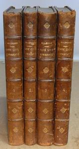 Allegre. Il Codice di Napoleone spiegato al Clero.