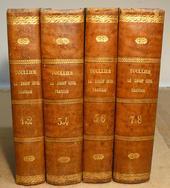 I commenti di Toullier al Codice Civile  di Napoleone.