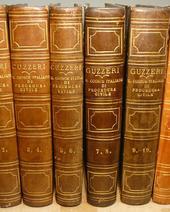 Cuzzeri. Il Codice Italiano di Procedura Civile. IIa ed