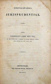 Encyclopaedie Jurisprudentiae.
