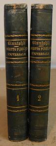 Diritto Pubblico Universale tradotto da Giuseppe Trono.