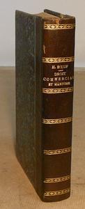Boeuf. Resumè sur le Droit Commercial et Maritime 22 ed