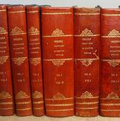 Il monumentale trattato di Diritto Penale di Cogliolo.