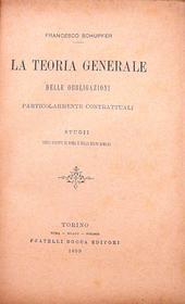 Le obbligazioni contattuali negli Statuti di Roma.