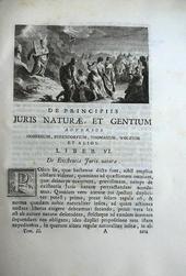 La critica di Finetti ai pricipali giusnaturalisti.