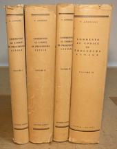 Commento al Codice di Procedura CIvile. IIIa ed. rived