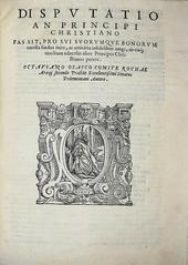 Decisiones Sacri Senatus Pedemontani & Disputatio an pr
