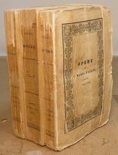 Pagano. Le Opere nella edizione svizzera di Lugano 1836
