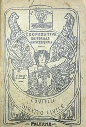 Coviello. Diritto Civile. Successioni Legittime e Test.