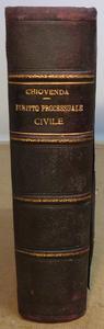 Principii di Diritto Processuale Civile.  4a edizione