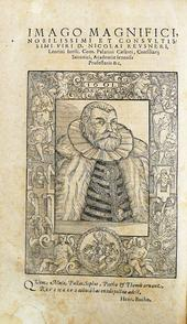 Reusner. Consiliorum sive Responsorum volumen 1 - 3